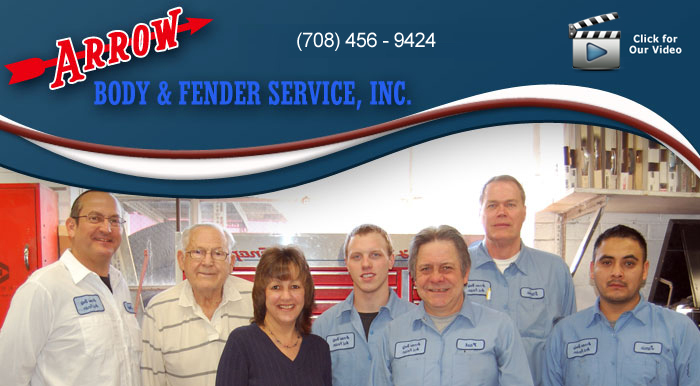 Arrow Body & Fender Service, INC
